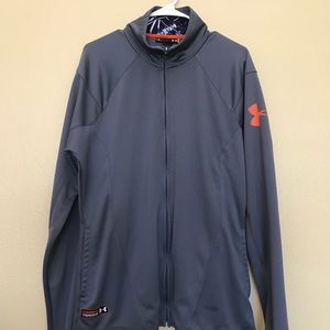 Men's Under Armour Full Zip Performance Jacket